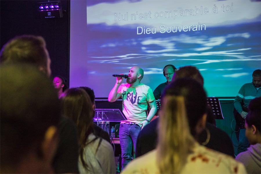 Louange victor culte du dimanche