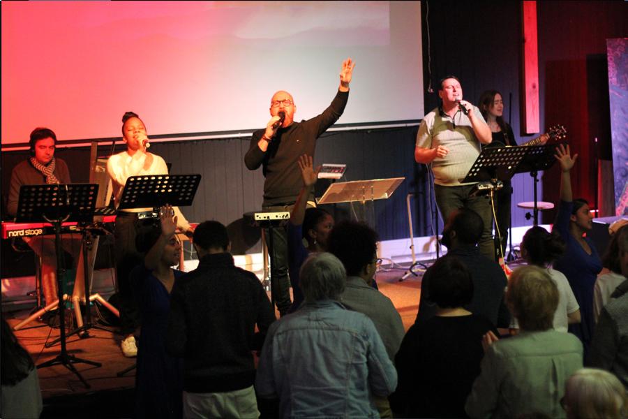 louange du culte victor