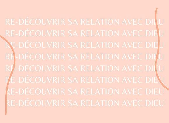 18.10.2020 Re-découvre le puissance de la relation