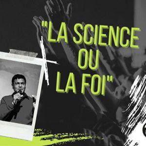 15.11.2020 La science ou la foi